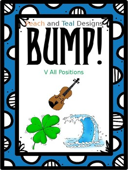 V All Positions Articulation Bump! File Folder Game