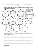 V Articulation Worksheet Bundle