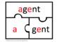 V-CV Word Puzzles- Part II
