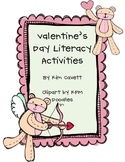V-Day Literacy Activities