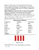 V-E Day - Victory in Europe Day - May 8th lesson facts information questions