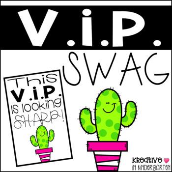 V.I.P. Swag- Cactus Version