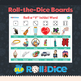"""Speech Therapy Roll the Dice Games: """"V"""" Sounds Freebie"""