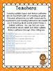 V/V- Lion Pattern Words