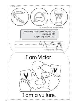 V: Victor, the Vulture