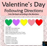 V-day Following Directions
