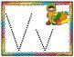 V is for Vegetables Activity Pack Alphabet Common Core Preschool Toddler