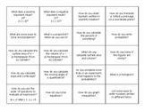 VA Math 7 SOL Flashcards