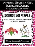 GRADE 4 VIRGINIA SCIENCE SOL 4.4/4.5 REVIEW