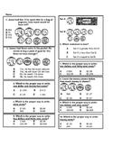 VA SOL 2.10 Math Money REVIEW