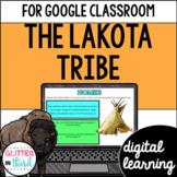 VA SOL 2.3 2.7 Lakota & Plains American Indians for Google Classroom DIGITAL
