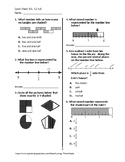 Math VA SOL 3.2 a,b Quick Check