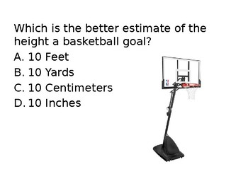 VA SOL 3.9 & 3.10 Measurement Trashketball!