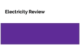 VA SOL 4.3 Electricity Study Cards