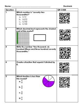 VA SOL 4- Math Reviews - Growing Resource