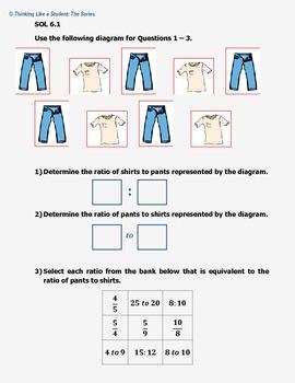 VA SOL 6.1 Quick 5 Question Assessment