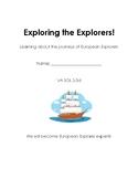 VA SOL Explorers Book