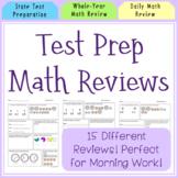 3rd Grade SOL Math Review Packet