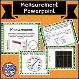 VA SOL Grade 3 Measurement Powerpoint