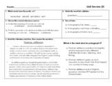 VA SOL Reading Test Prep Review 20