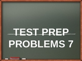 VA SOL Test Prep # 7