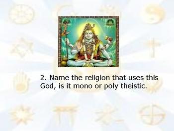 VA SOL World History I Religion Task cards Review