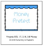 VA SOLS: 2nd Grade Money Pretest