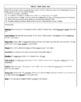 Earth, Moon, Sun - VA Science 6 SOL 6.3 Notes (NEW 2018 Standards)