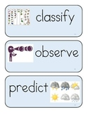 VA Science Vocabulary Cards Grade 1