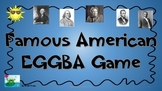 VA Social Studies SOL 1.2 Famous American Review Game