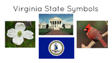 Virginia State Symbols introduction