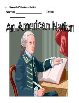 VA Studies V6 - American Nation