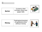 *VAAP* - 5th grade Economy- Barter, Credit, Money Sort