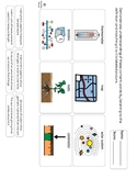 VAAP- 5th grade reading (5E-RW 1f)- understanding content specific words