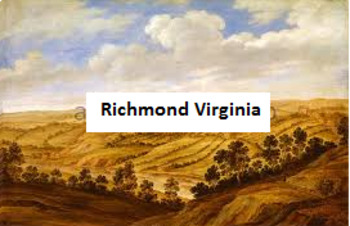 VAAP History Middle School: Moving the Capital of Virginia (Multiple Choice)