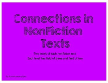 VAAP Non-Fiction Comparing Texts