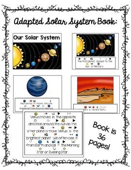 VAAP Solar System (5th Science)