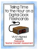 VAAP Time to the Hour Adapted Assessment