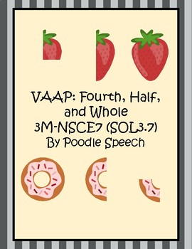 VAAP: Whole, Half, and Fourth 3M-NSCE7 (SOL 3.7)