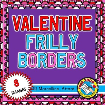 Free Clipart Valentine S Day Borders And Frames By Free Your Heart