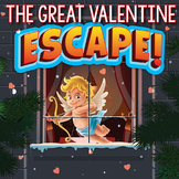VALENTINE'S DAY Escape Room (Team Building Activities)