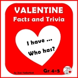 ♥ ♥ ♥ VALENTINE ♥ ♥ ♥ FACTS and TRIVIA ♥ I have ... Who ha