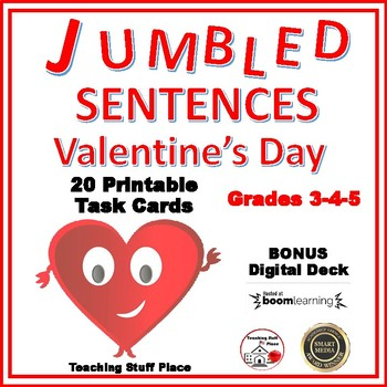 Jumbled Sentences Worksheets & Teaching Resources | TpT