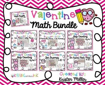 VALENTINE Math Bundle