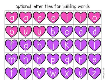 VALENTINE Mixed-Up Sight Words I SPY DIFFERENTIATED Interactive Literacy Center