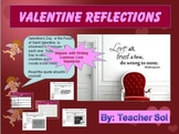 VALENTINE Quotes Writing Practice: RACE Strategy W 7.2