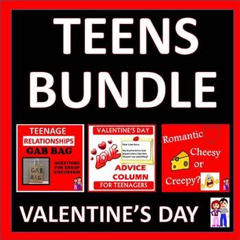 VALENTINE'S BUNDLE FOR TEENS