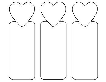 Eloquent image in free printable bookmark templates to color