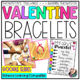 VALENTINE'S DAY BRACELETS | a February activity of LOVE | DIGITAL