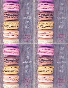 VALENTINE'S DAY CARDS 5 Designs!